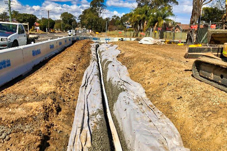 Rooty Hill Francis Road Upgrade